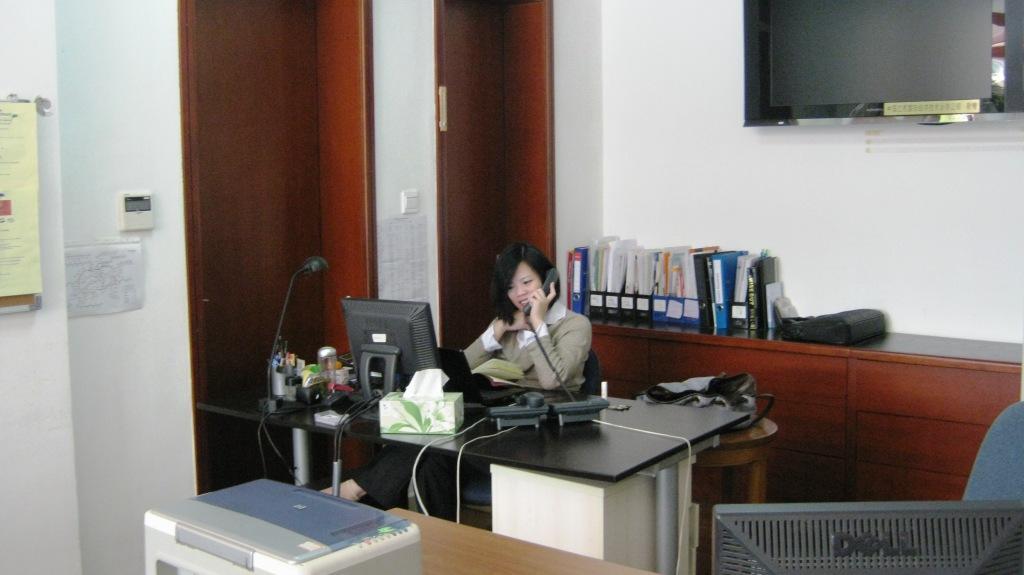 центр трудоустройства в школе Les Roches Jin Jiang