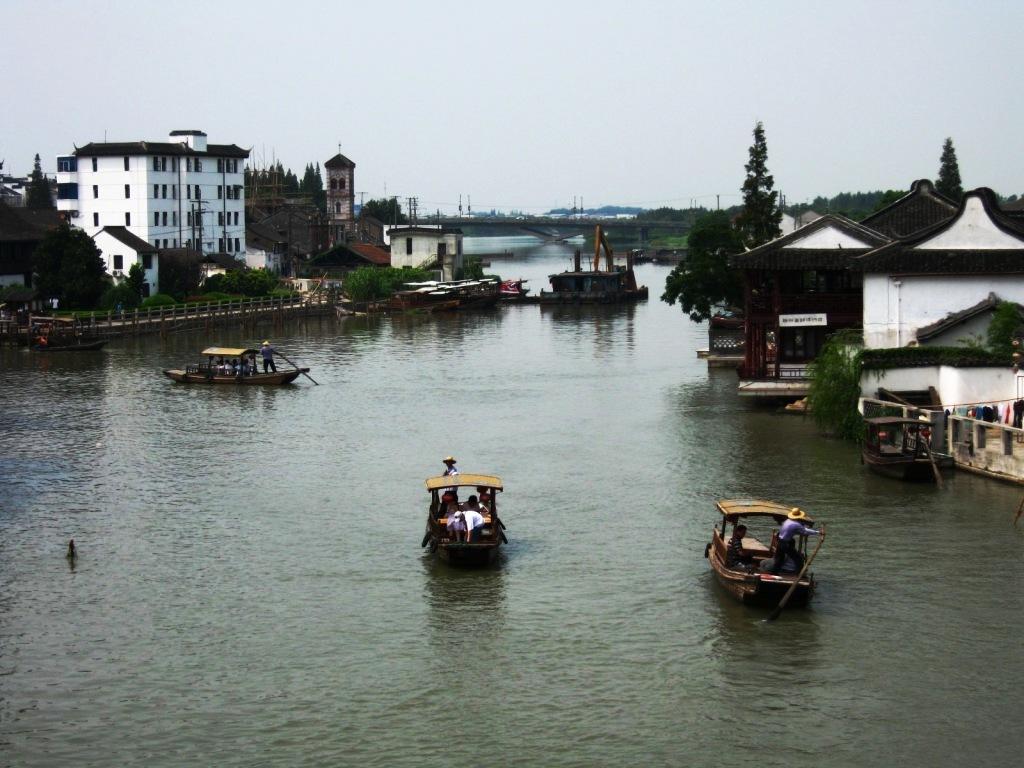 Zhujiajiao River Town