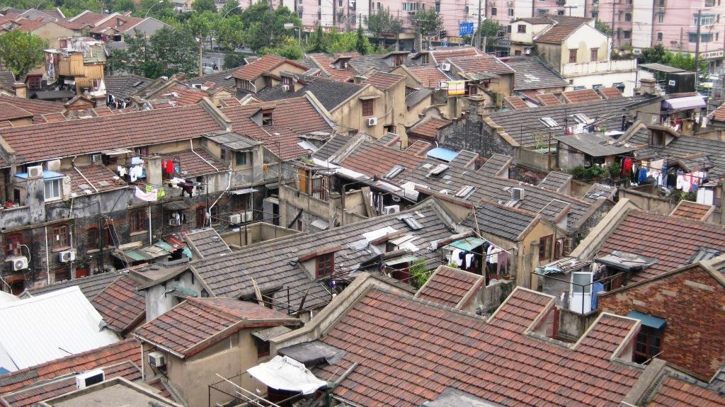 С крыши можно сделать интересные видовые фотографии