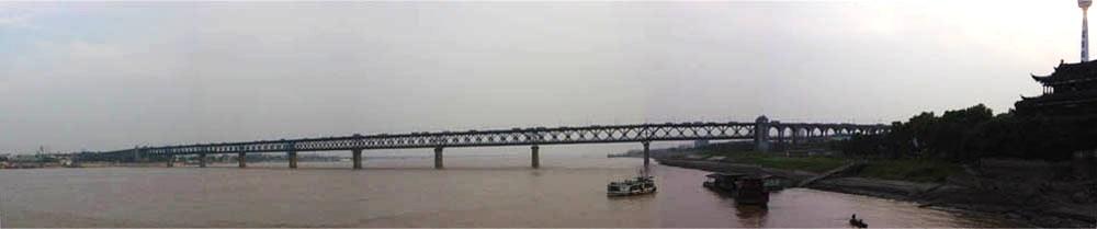 Первый мост Ухань