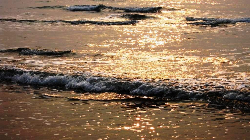 Желтое море обманчиво