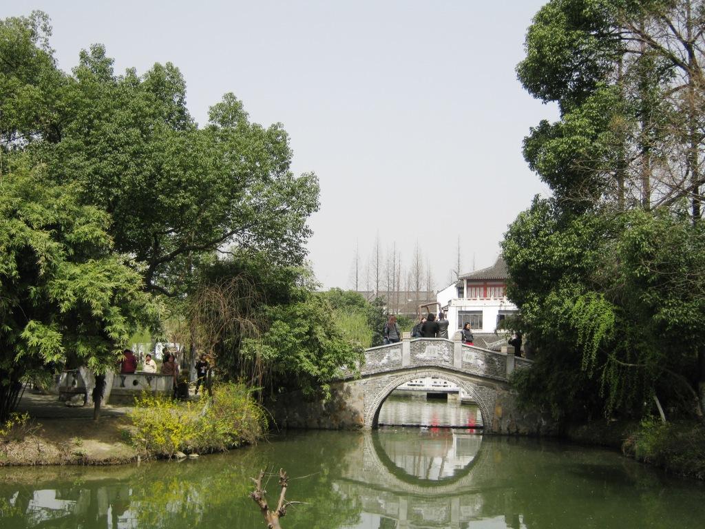 Классические китайские сады Сучжоу