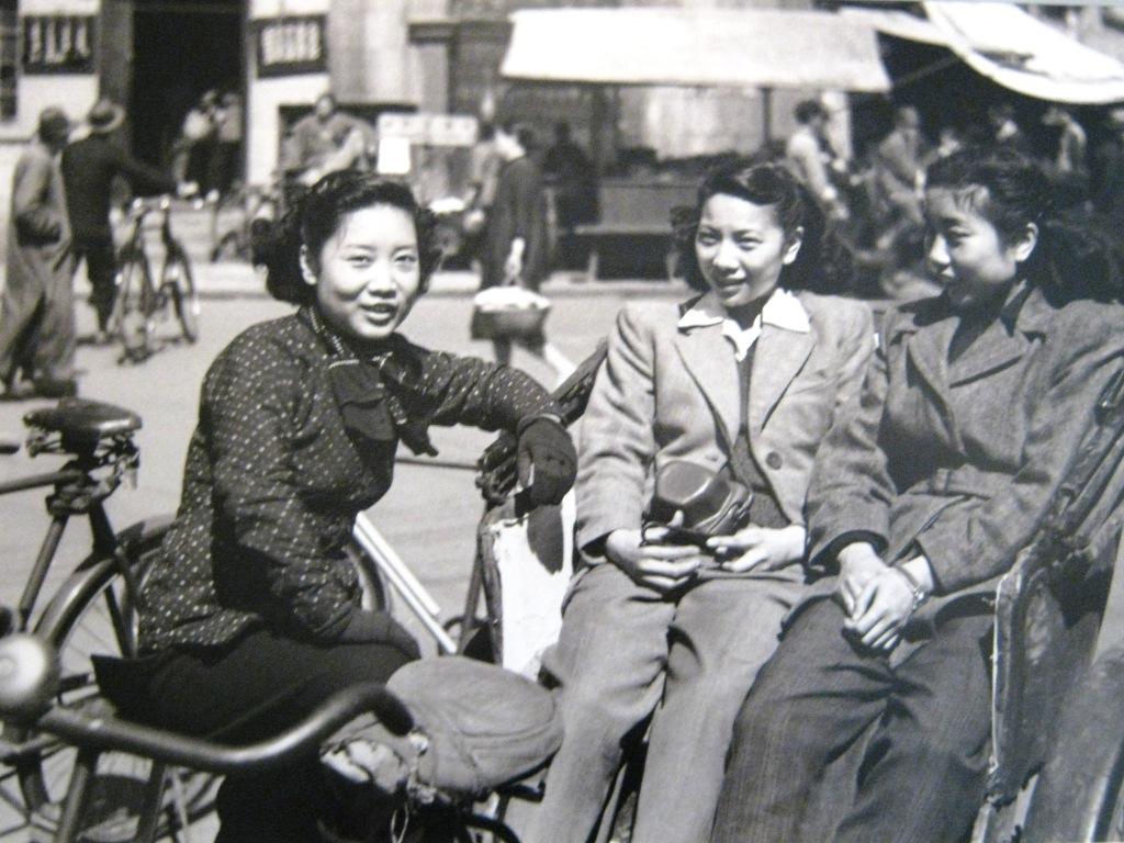 Ретро-фотографии Шанхая
