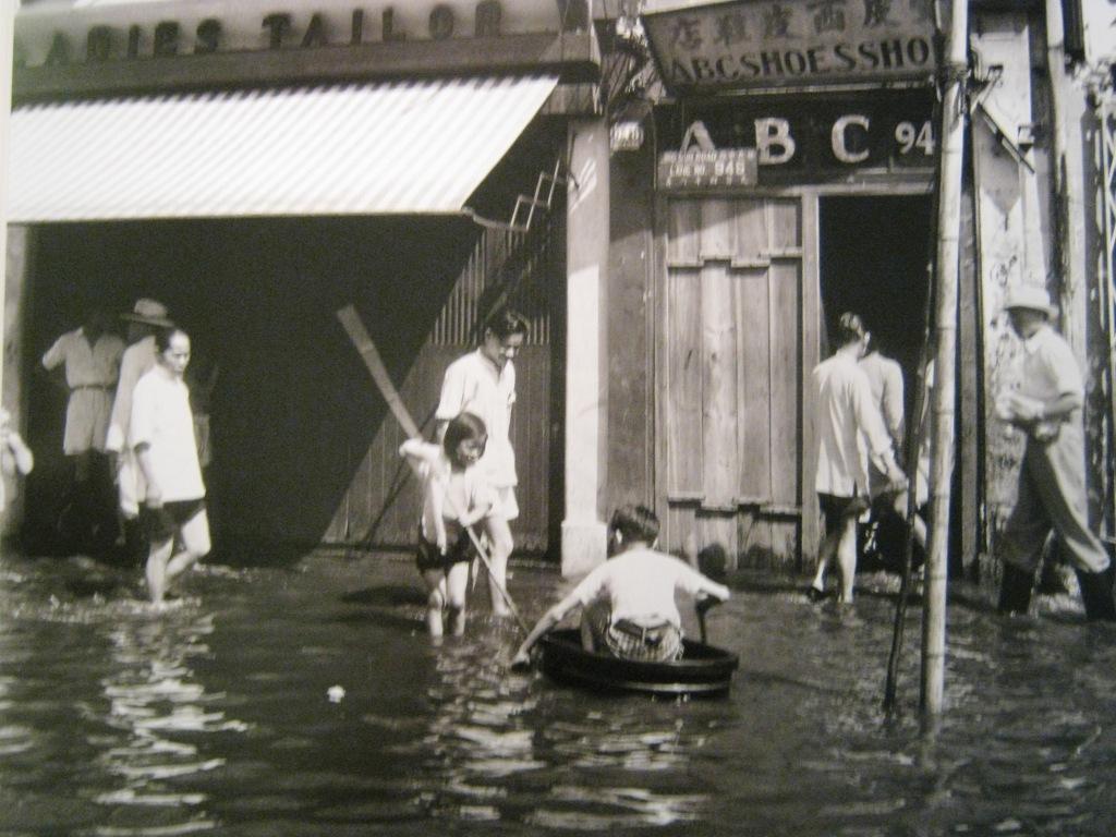 Фотогалерея старого Шанхая