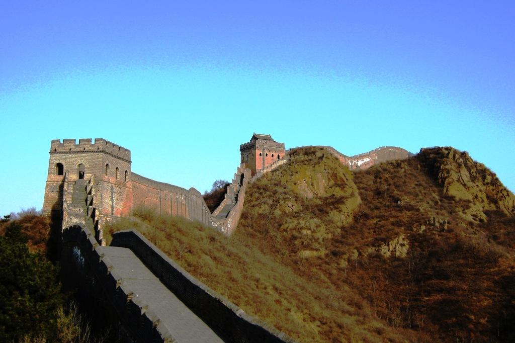 В 1987 году Великая Китайская стена была занесена ЮНЕСКО в каталог мирового культурного и природного наследия