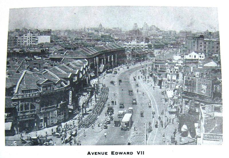 Avenue Edward VIII