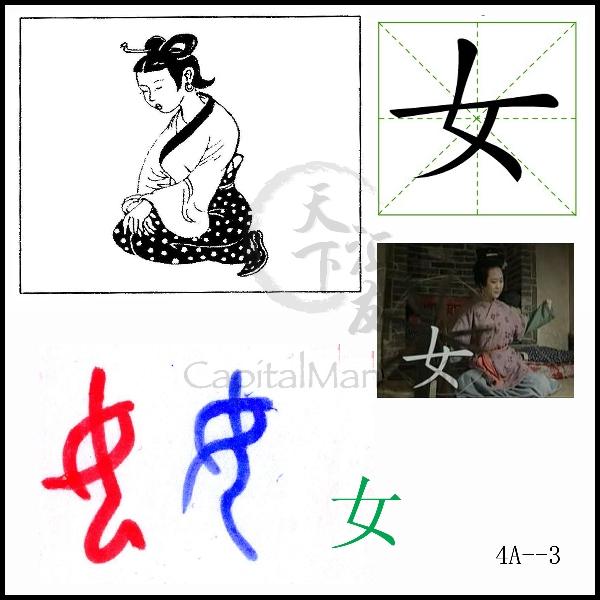 В школе Capital Mandarin курс, который называется «Funny Chinese Characters» имеет целью познакомить студентов с историей происхождения иероглифов