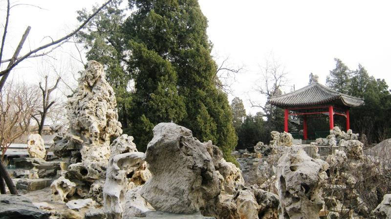 Храм поминания предков в Пекине - The Imperial Ancestral Temple или Taimiao (太庙) расположен в историческом центре города, прямо у стен Запретного Города