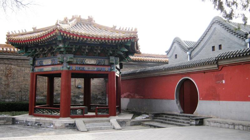Taimiao – Храм почитания предков в Пекине