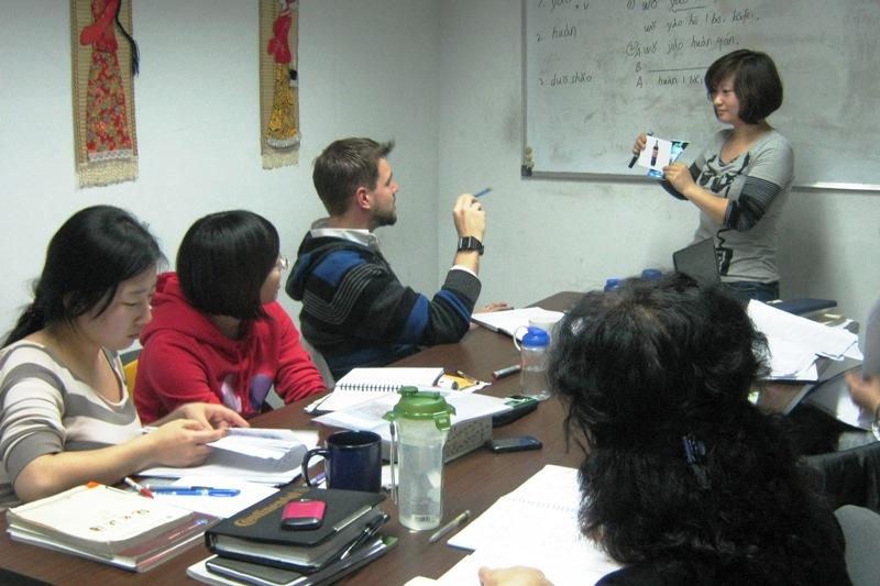 В Пекинскую школу Capital Mandarin я попала впервые по рекомендации их бывших студентов
