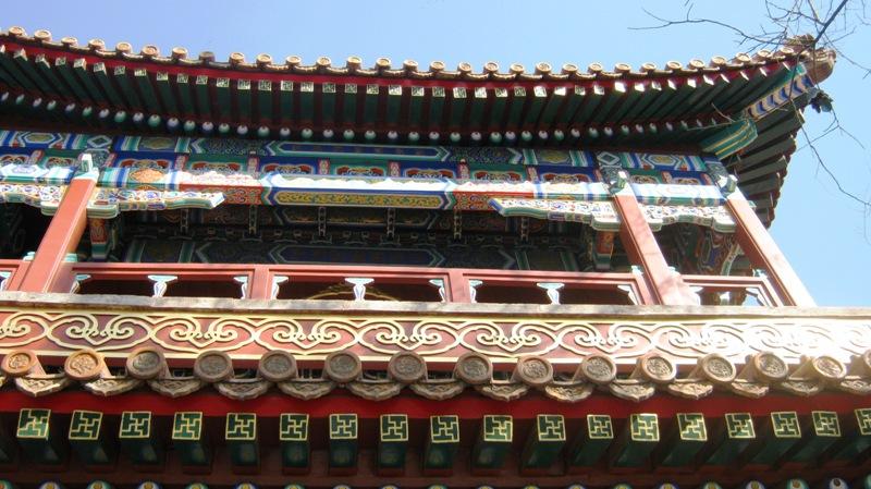 Лама Темпл или официально Yonghegong Tibetian Buddhist Lama Temple – это самый большой ламаистский монастырь в Пекине