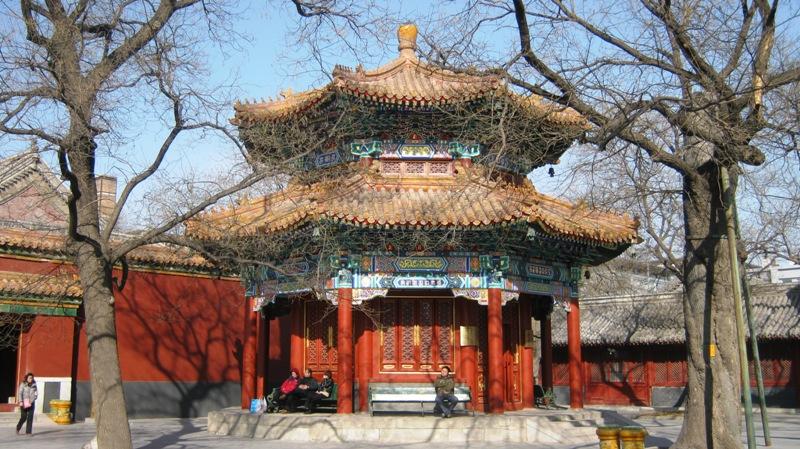 Лама Темпл или официально Yonghegong Tibetian Buddhist Lama Temple в Пекине