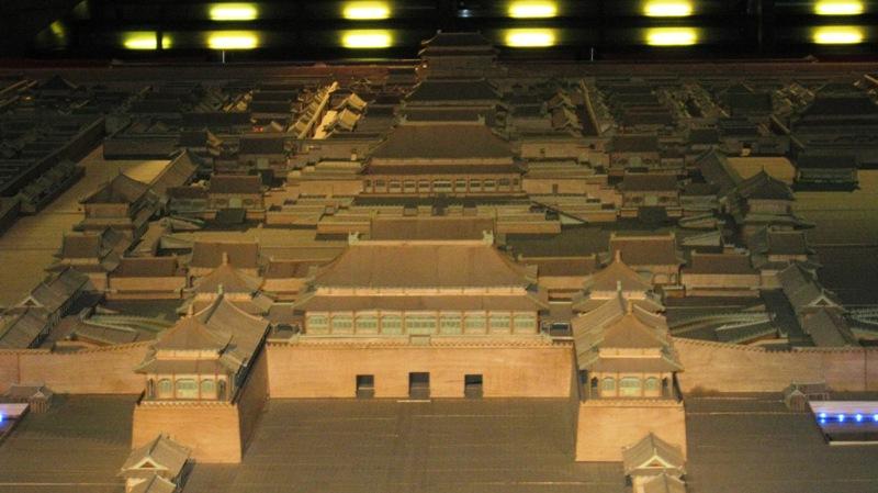 Если вам интересны вопросы архитектуры и городского планирования, загляните в Пекине в Выставочный Центр городского планирования