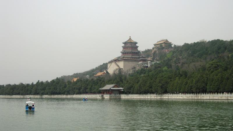 ������ ������������� ������ (颐和园, Yíhé Yuán, ���� �������) � ������ ���������� ����������� ������� �������� �� ������� ������