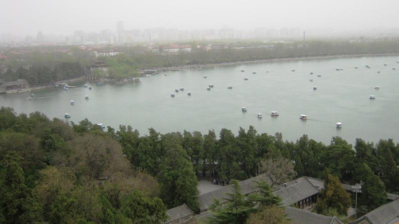 ���� �������� ����� ������� (Kunming), ��� ������ ����������� ���� ���������� (Longevity Hill)