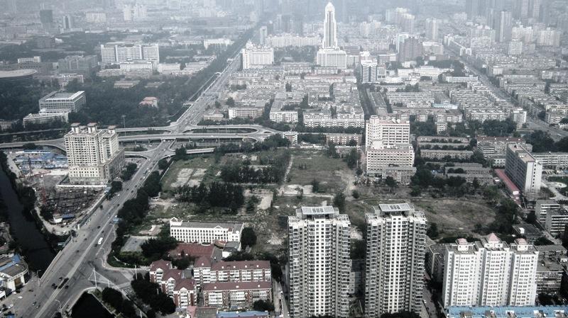 в Тяньцзине расположена четвертая по высоте в мире телебашня  - Tianta